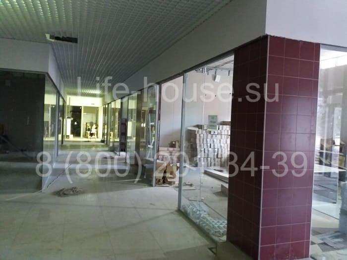 Строительство ДК Рубин в Саратове