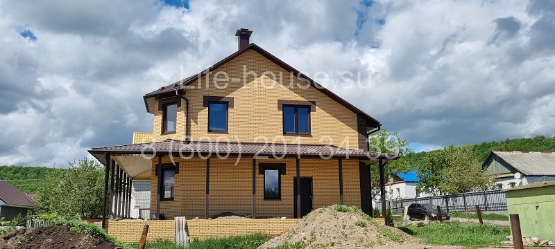Дом в Воробьевке